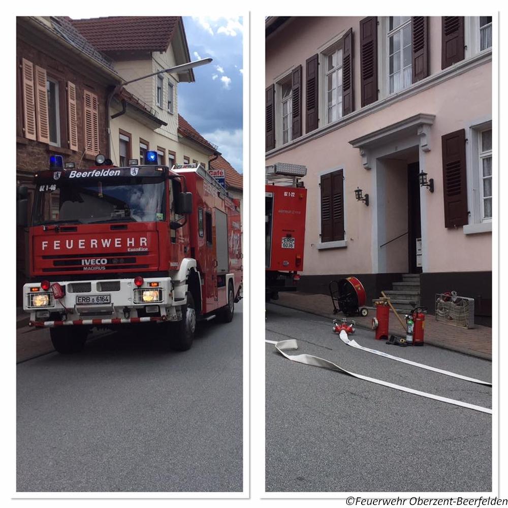 Feuerwehr Beerfelden Einsätze